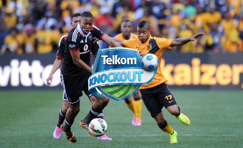 Telkom Knockout - Kaizer Chiefs vs Orlando Pirates (24 November 2018)