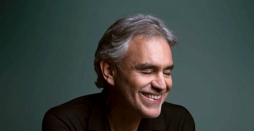 Andrea Bocelli - The World's Most Beloved Tenor - Beluga Hospitality-slider