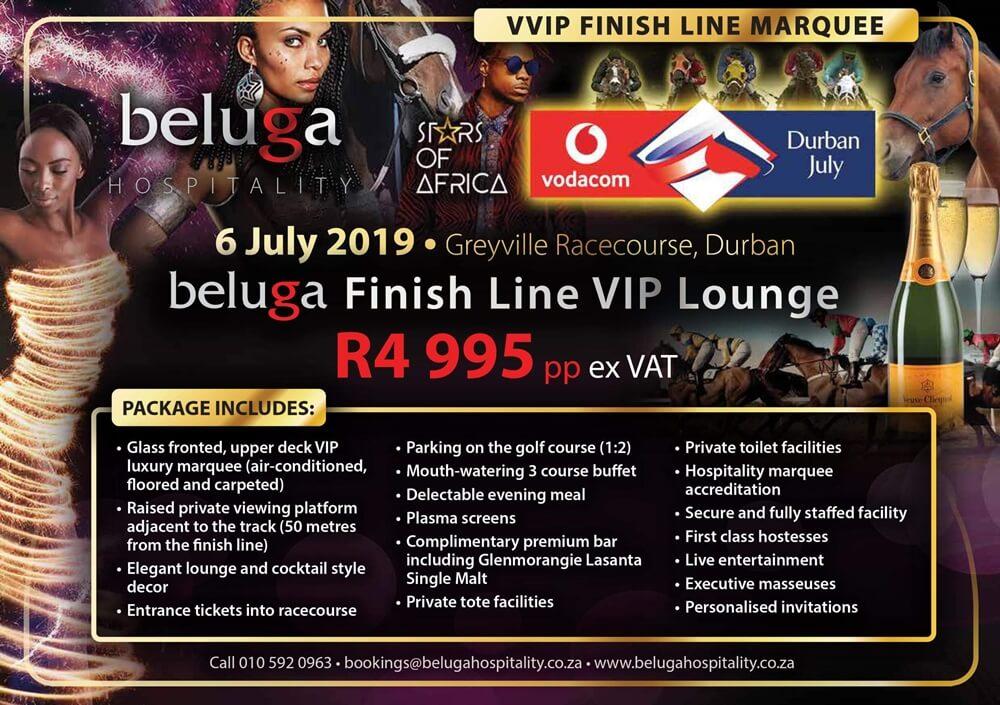 Durban July 2019 - Beluga Hospitality-top banner