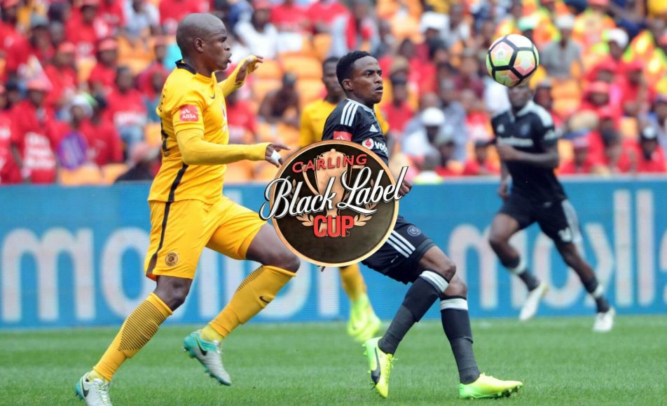 Kaizer Chiefs vs Orlando Pirates - Carling Black Label Champions Cup (27 July 2019)