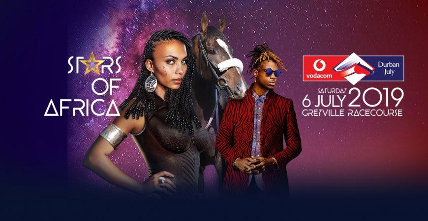 Durban July 2019 - Stars of Africa Theme - Beluga Hospitality
