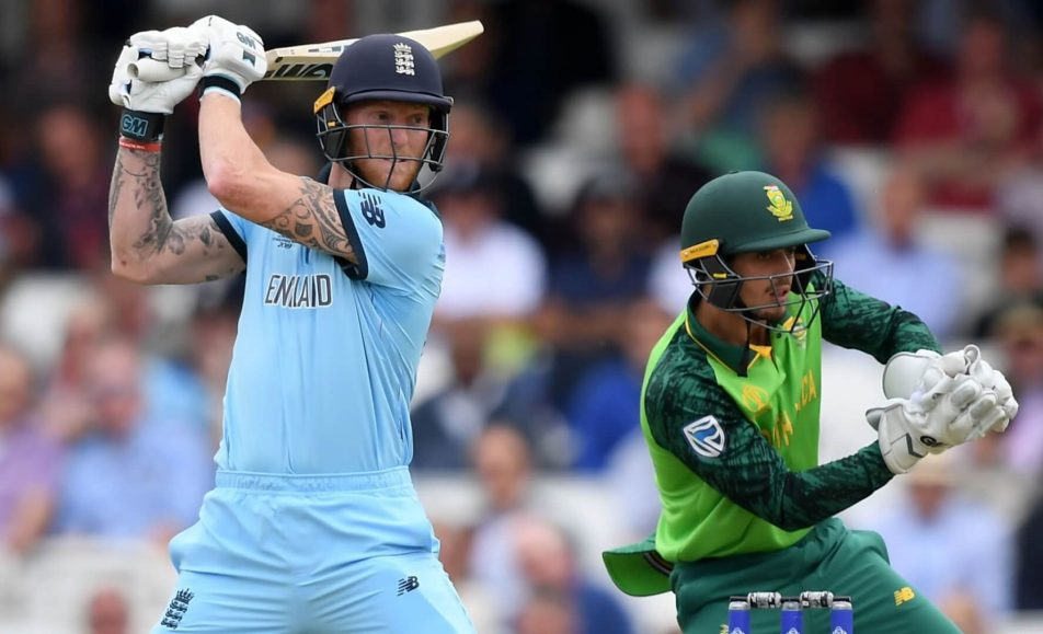 South Africa vs England - Test, ODI & Twenty20 Series(26 Dec 2019 - 16 Feb 2020)