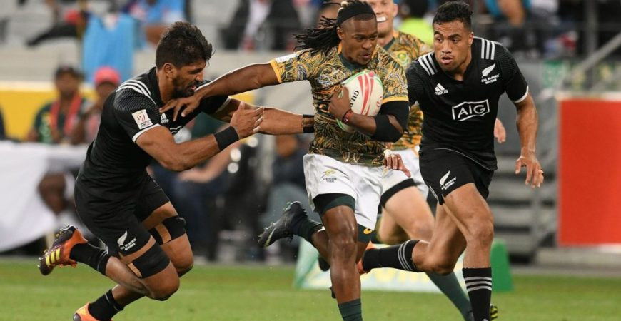 Dayimani, Senatla join Blitzboks training for Cape Town Sevens