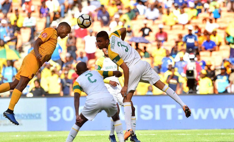 Shell Helix Ultra Cup 2019 - Kaizer Chiefs vs Mamelodi Sundowns(12 October 2019)