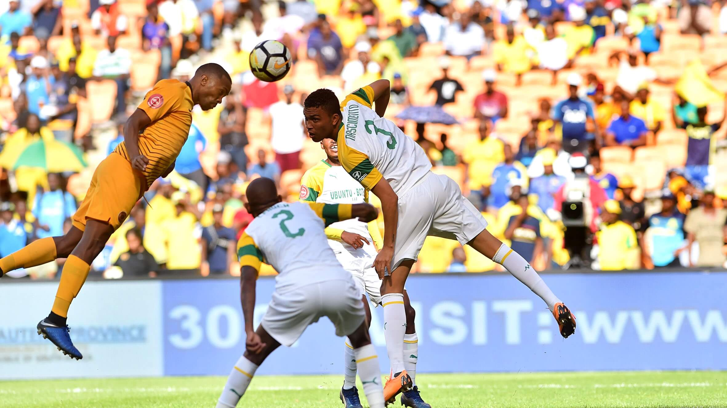 Kaizer Chiefs Vs Mamelodi Sundows Shell Helix Ultra Cup