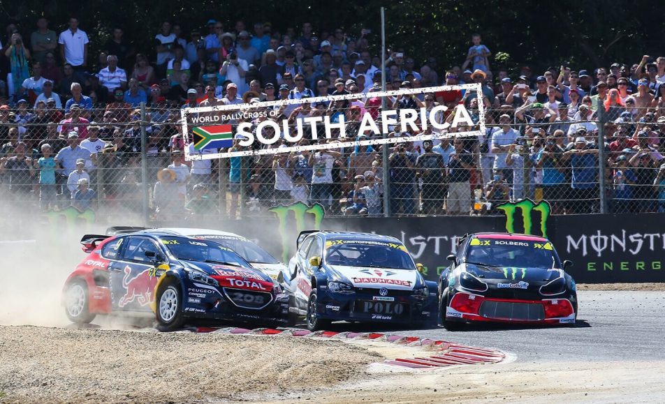 World RX Rallycross Championship - South Africa 2019(9-10 November 2019)