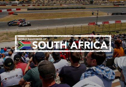 World RX of South Africa confirmed until 2021
