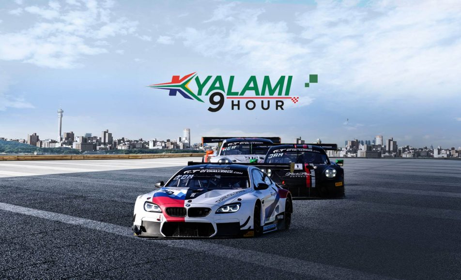 Kyalami 9 Hour - Kyalami Grand Prix Circuit (21-23 November 2019)