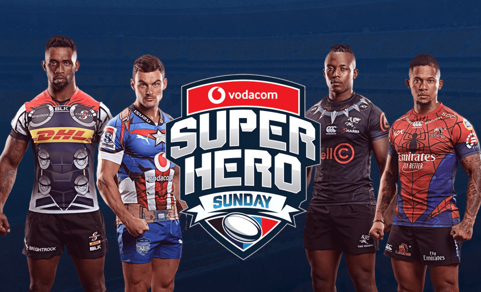 Vodacom Super Hero Sunday (19 January 2020)