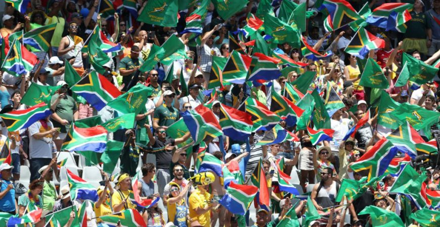 South Africa in Tough Pool for Cape Town Sevens