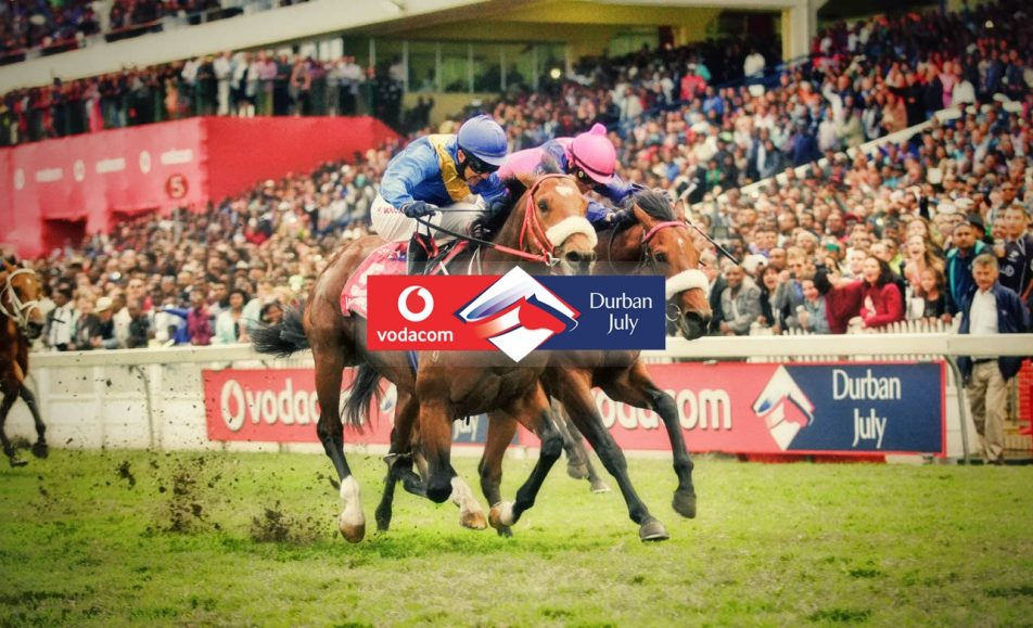 Vodacom Durban July 2020 - Finish Line VIP Lounge(4 July 2020)