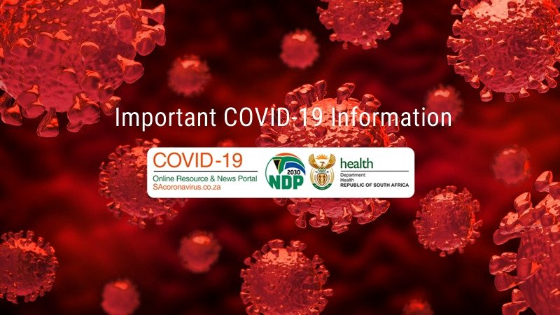 Important COVID-19 Information